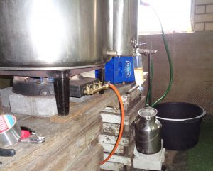 destilleeropstelling